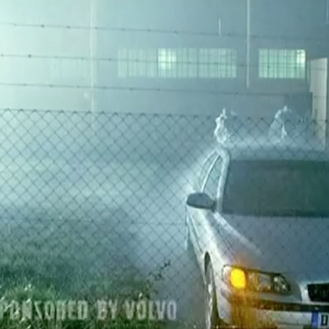 Finished commercial for Volvo