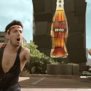 Coke Zero spot by Ace Norton and Partizan