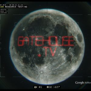 Gatehouse on the moon