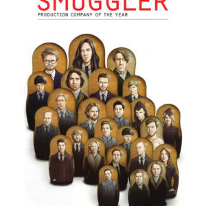 Smuggler is Creativity's production co. of 2010