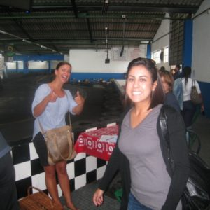More pictures from the Kart day!