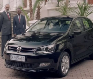 "VW Polo ""Ministerial"""