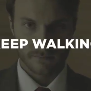 Johnny Walker – Keep Walking