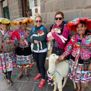 Out fearless leader Bev in Cusco, Peru. Walking for charity – a tin a km for iThemba Community Old Age Home. Bev is doing the Salkantay Trek across the Andes to Machu Picchu. Please pledge your support and drop tins off at Gatehouse Office (Sea Point) or Juice Film Office (Woodstock). Thanks!
