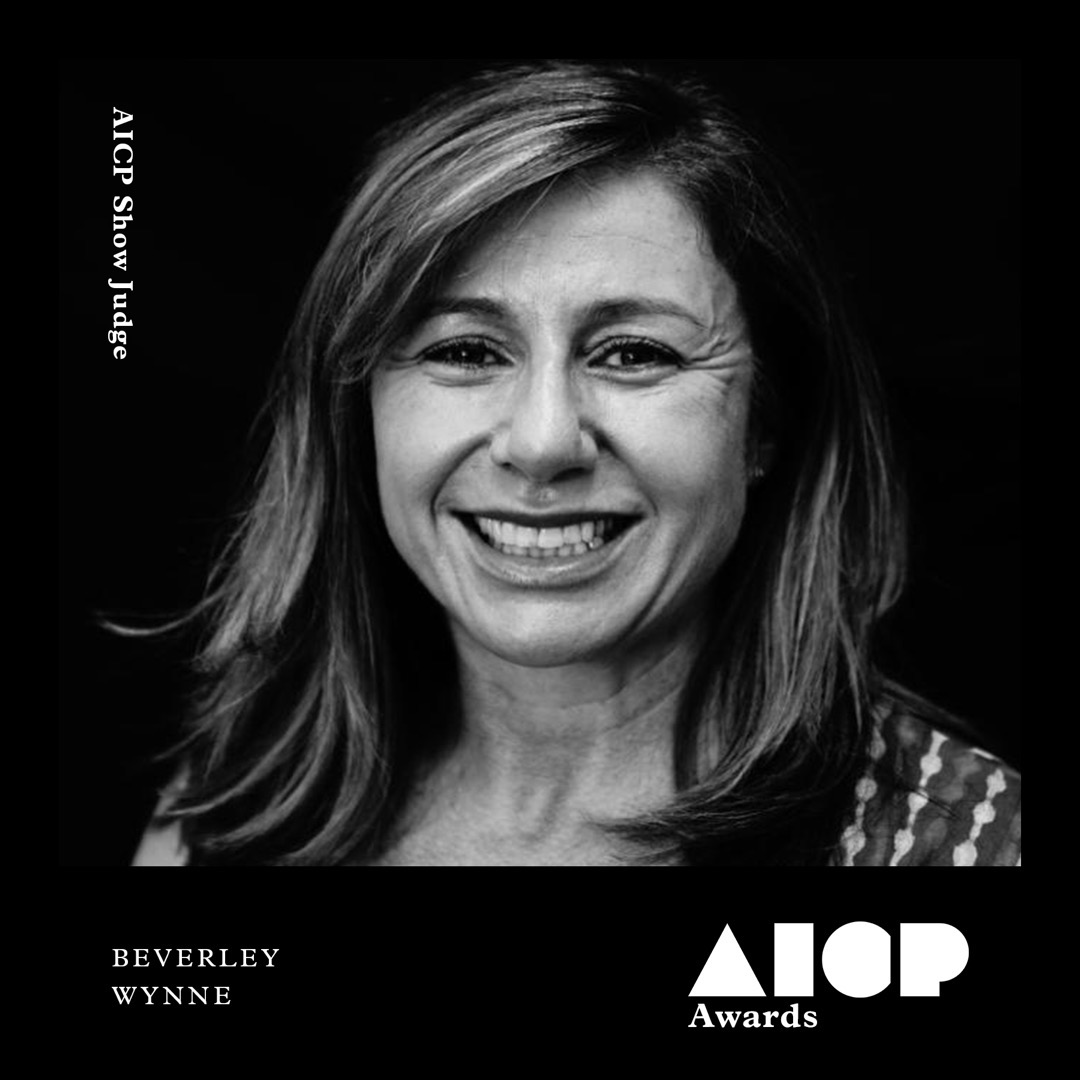 Our fearless leader is an AICP Show judge. Congrats Bev, we're sure that you will be brilliant. #stunning #divine #aicp #aicpawards